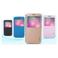 ROCK洛克 三星Galaxy S5保护套 i9600手机壳 S5视窗融系列皮套