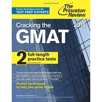 Cracking the GMAT with 2 Computer-Adaptive Practice Tests,