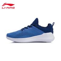 李宁跑步鞋男鞋2021春季新款跑鞋男士鞋子低帮运动鞋ARHR177