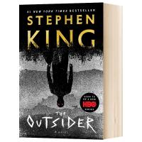 The Outsider 局外人 英文原版小说 斯蒂芬金 Stephen King 四季奇谭肖申克的救赎闪灵小丑回魂研究
