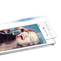 vivo X5L钢化膜步步高vivoX5M手机膜X5SL前后保护膜X5V钢化玻璃膜防指纹防摔高清