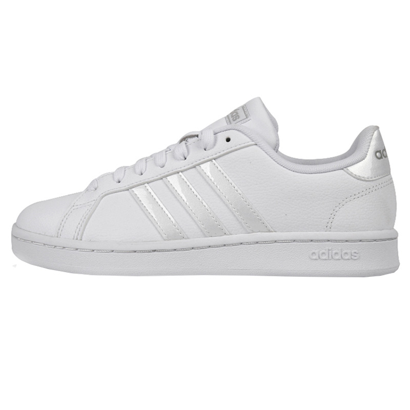 Adidas阿迪达斯 女鞋 NEO运动休闲鞋轻便板鞋 EE8172 NEO运动休闲鞋轻便板鞋