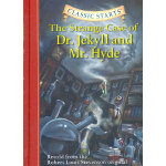 Classic Starts: The Strange Case of Dr. Jekyll and Mr. Hyde《化身博士》精装 ISBN 9781402726675