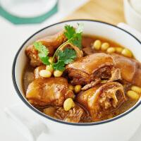 正大厨易 黄豆焖猪蹄300克/盒