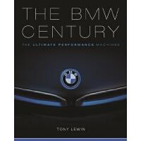 英文原版 宝马世纪 The BMW Century: The Ultimate Performance Machine