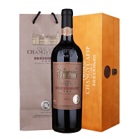 张裕北京爱斐堡国际酒庄大师级赤霞珠干红葡萄酒750ml 木盒装