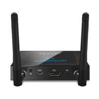 电视投影转换器通用影无线hdmi同屏器手机连音传输高清无线投屏器 双频高速PTV8