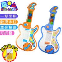 高盛儿童吉他玩具 宝宝玩具儿童玩具1-3-6岁可弹奏乐器儿童电子琴