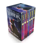 顺丰发货 Warriors: Dawn of the Clans Box Set: Volumes 1 to 6 猫武