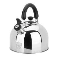【当当自营】MAXCOOK美厨烧水壶304不锈钢水壶 5L鸣音 煤气电磁炉通用乐厨系列 MC005YJ