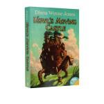 英文原版 Howl's Moving Castle 哈尔的移动城堡 儿童课外阅读小说 桥梁章节书 宫崎骏动画电影原著