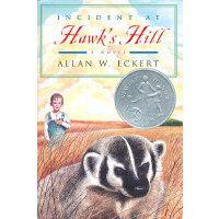 Incident at Hawk's Hill 《大草原的奇迹》(1972年 纽伯瑞银奖)ISBN 978031620