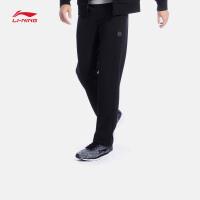 李宁卫裤男士韦德系列长裤直筒春季运动裤AKLM003