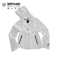 【品牌特惠】NU诺诗兰春夏户外女式弹力外套休闲舒适透气外套KL072205