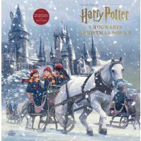 【现货】英文原版 哈利波特:霍格沃兹 圣诞倒数 立体书 Harry Potter:A Hogwarts Christma