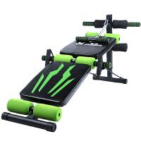 捷�N 豪华家用健身器材 仰卧板 仰卧起坐收腹机健身板 多功能收腹器健身板