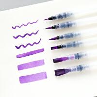 自来水笔包邮初学者工具美术画材储水笔水彩笔勾线笔水彩画笔套装