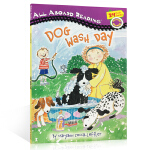 顺丰发货 All Aboard Reading Picture Reader Dog Wash Day汪培�E推荐英文原