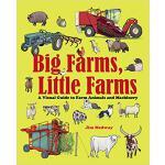 【预订】Big Farms, Little Farms: A Visual Guide to Farms and Fa