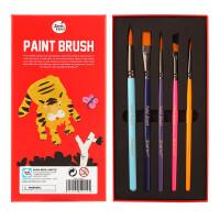 儿童画笔绘画涂鸦画刷幼儿园美术专用绘画工具勾线笔刷套装