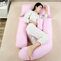 孕期u型睡枕托腹g睡觉哺乳抱枕孕妇枕头护腰侧睡枕侧卧
