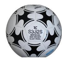 户外耐磨足球 KS432S 4号 3号PU 手缝 青少年 儿童用足球  支持礼品卡