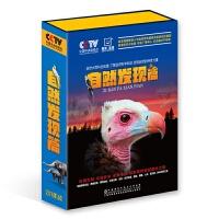 CCTV 探索发现听书馆自然发现篇20CD+2DVD 自然发现大百科动物世界大自然发现之旅