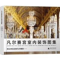 凡尔赛宫室内装饰图集 古典法式风格建筑的室内设计全面解析 欧式古典建筑 细部 图案 设计书籍