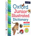 新版 Oxford Junior Illustrated Dictionary 牛津儿童英语图解插画字词典 学习工具书