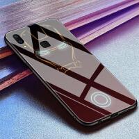 钢铁侠手机壳vivox21美国漫威人物蝙蝠侠x21i男女款欧美风格x21a个性创意潮款全包防摔盔甲i
