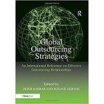 【预订】Global Outsourcing Strategies 9780566086243