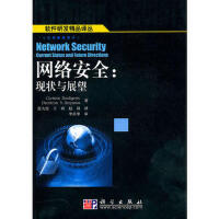 网络安全-现状与展望-current status and 正版(美)杜里格瑞斯 9787030286840 科学出版