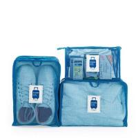 旅行收纳袋套装便携洗漱内衣袋行李箱整理包衣物收纳袋