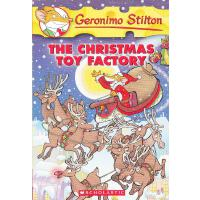 The Christmas Toy Factory (Geronimo Stilton #27)老鼠记者27ISBN9