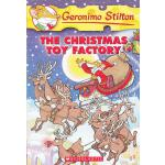 The Christmas Toy Factory (Geronimo Stilton #27)老鼠记者27ISBN9780439841184