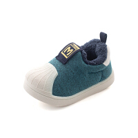 宝宝棉鞋女儿童棉鞋小孩鞋子软底