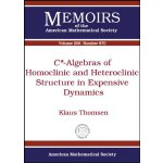 【预订】$C^*$-Algebras of Homoclinic and Heteroclinic Structure