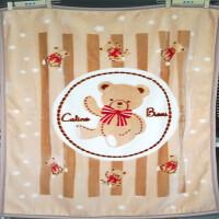 婴儿毛毯礼盒新生儿盖毯儿童云毯 幼儿园春秋冬午睡毯