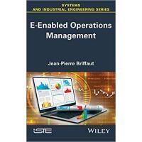 【预订】E-Enabled Operations Management 9781848218406