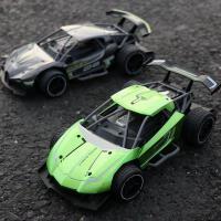 遥控汽车充电无线高速遥控车赛车漂移合金车模电动儿童玩具