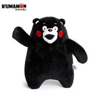 日本KUMAMON酷MA萌 熊本熊周边迷你小号毛绒公仔玩具*部长招手表情包 GZ1217