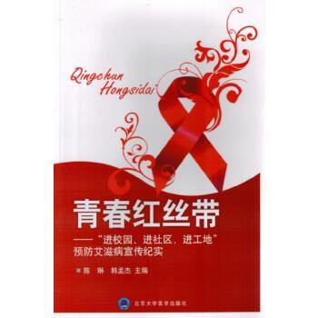 青春红丝带——进校园、进社区、进工地防艾宣传纪实