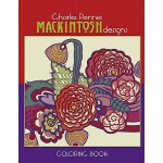 【预订】Charles Rennie Mackintosh Desi
