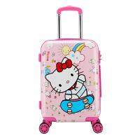 儿童拉杆箱卡通行李箱男孩旅行箱学生密码箱万向轮登机箱女童可爱
