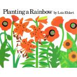 英文原版 Planting a Rainbow 种彩虹 想象力 吴敏兰书单 第88本 色彩大师洛伊丝・艾勒特 创意拼贴