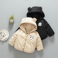 男童棉衣外套儿童短款棉薄款