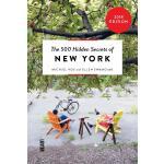 The 500 Hidden Secrets of New York,【旅行指南】纽约:500个隐藏的秘密