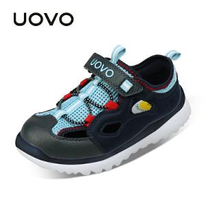 【每满100立减50】 UOVO新款春夏季儿童休闲鞋男童休闲鞋女童休闲鞋儿童运动鞋 玻利维亚