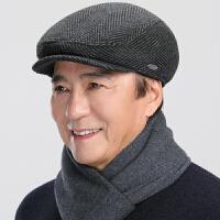 中老年人前进帽冬季保暖老人帽子老头帽
