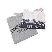 Timberland\添柏岚 T恤美国直邮男士夏装短袖T恤纯棉印花T恤